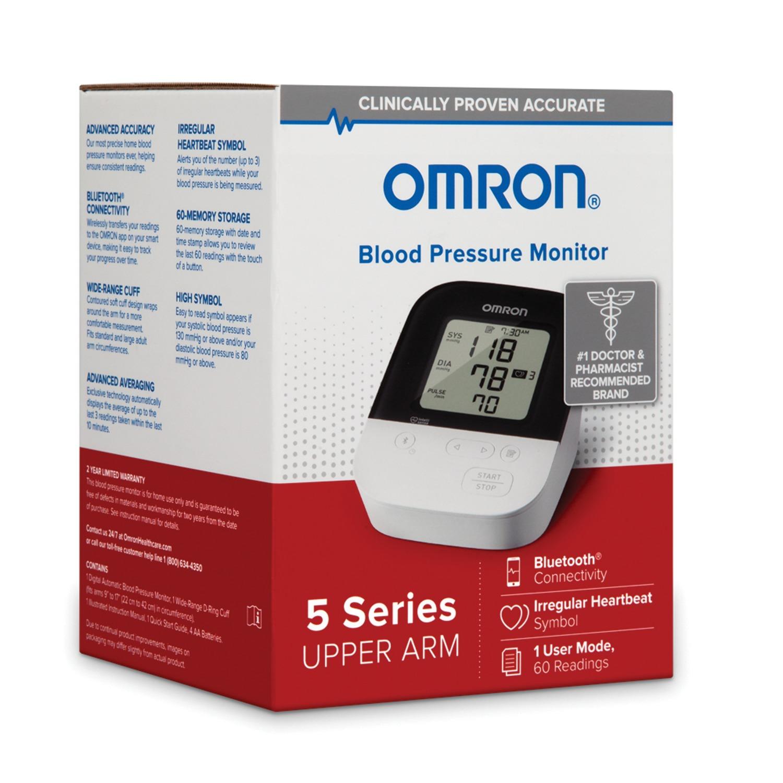 OMRON 20 Series Wireless Upper Arm Blood Pressure Monitor Model BP72200