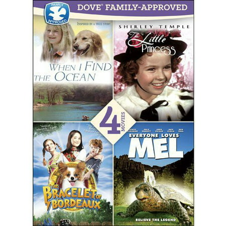 4 Movies Dove Family-Approved ( (Best Children's Halloween Movies)