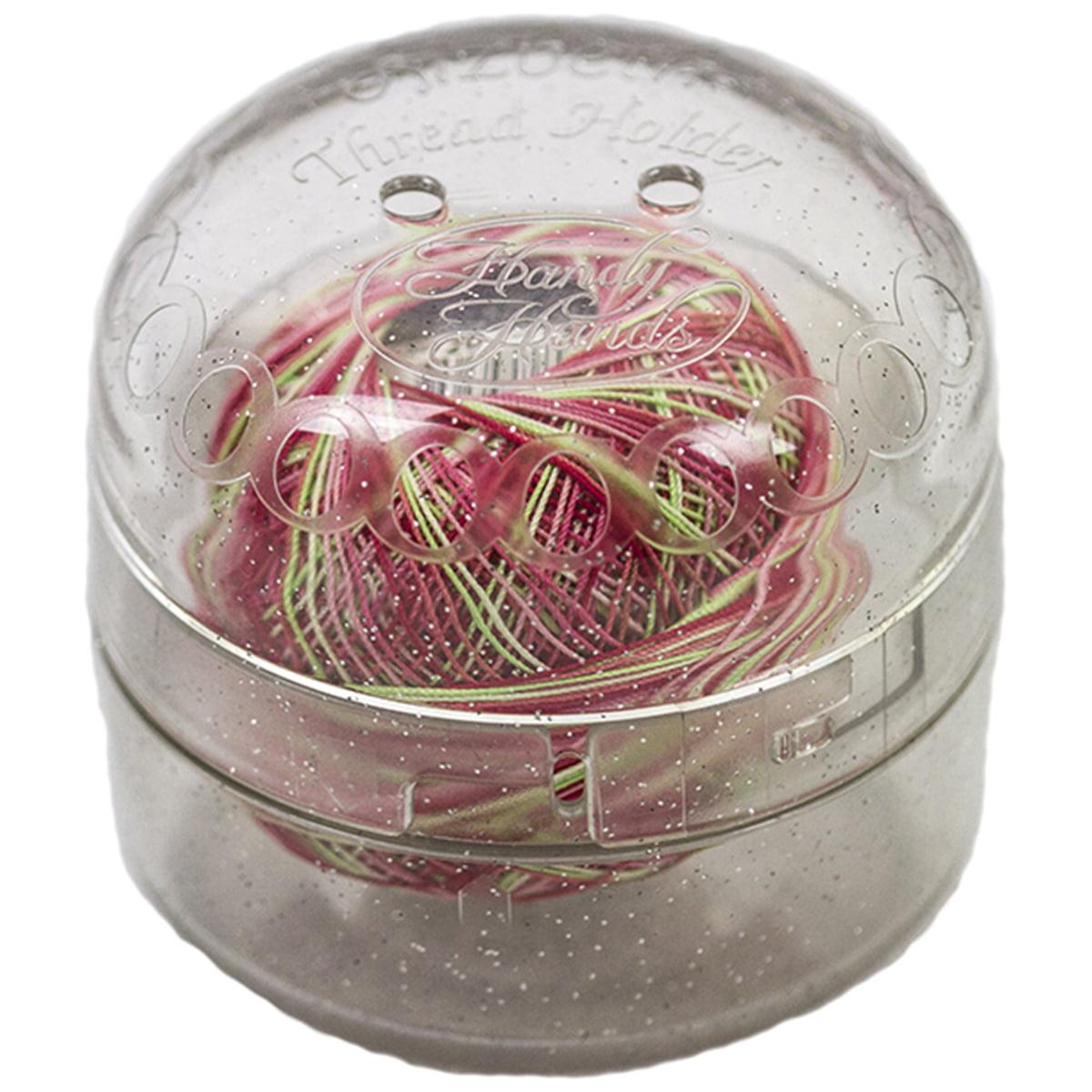 Lizbeth Thread Holder-Sparkle Clear - image 1 of 1