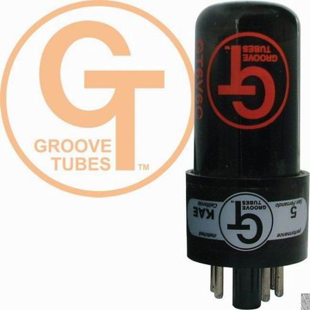 (Price/pack)6V6 C Matched Pair, Groove Tubes ()