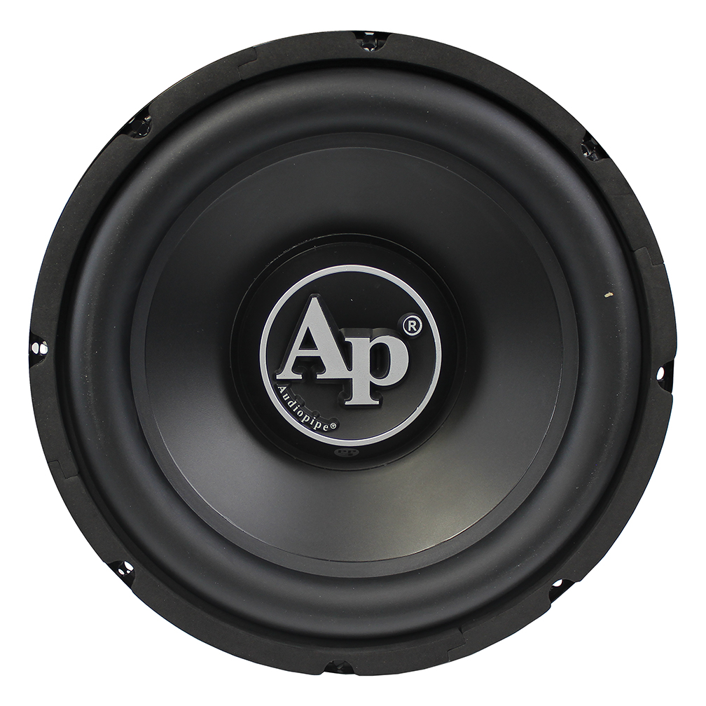 "Audiopipe Woofer - 700 W Rms - 1400 W Pmpo - 1 Pack - 25 Hz To 1.20 Khz - 4 Ohm - 90 Db Sensitivity - 15"" Woofer - Automobile (tspp315d4)"