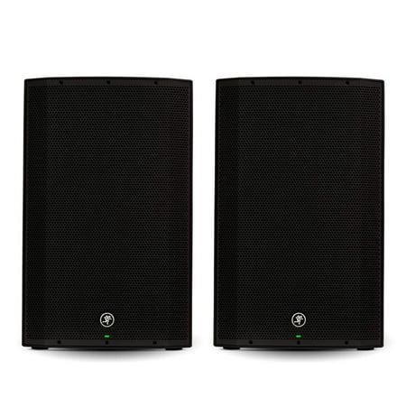 """Mackie Thump15A 1300W 15"""" Powered Loudspeaker (Pair)"""