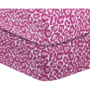 Bacati - Ikat Crib/Toddler Bed Fitted Sheets 100% Cotton Muslin 2 Pack, Available in Multiple Patterns