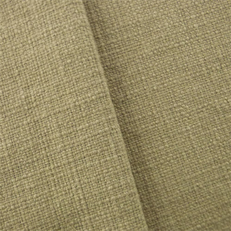 Peanut Beige Basket Linen Home Decorating Fabric, Fabric By the Yard - Peanuts Fabric