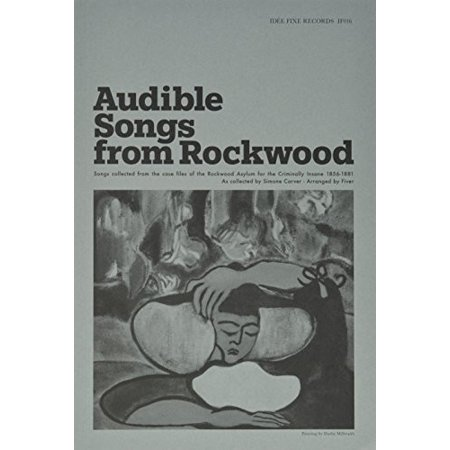 Fiver   Audible Songs From Rockwood  Cd