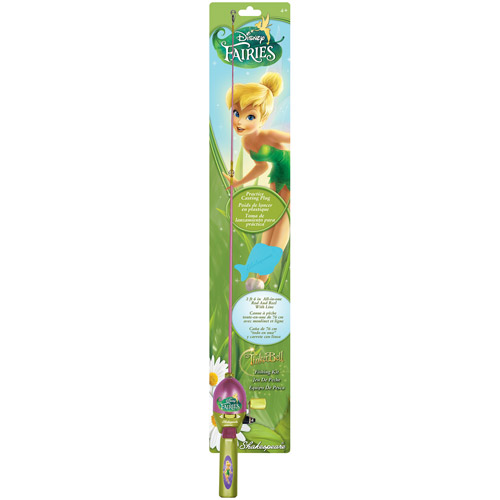 "Shakespeare Disney Fairies 2'6"" All-in-One Casting Kit"