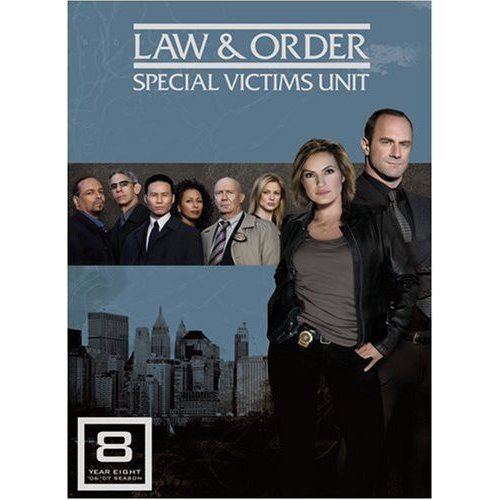 Law & Order: Special Victims Unit - The Eighth Year (Widescreen)