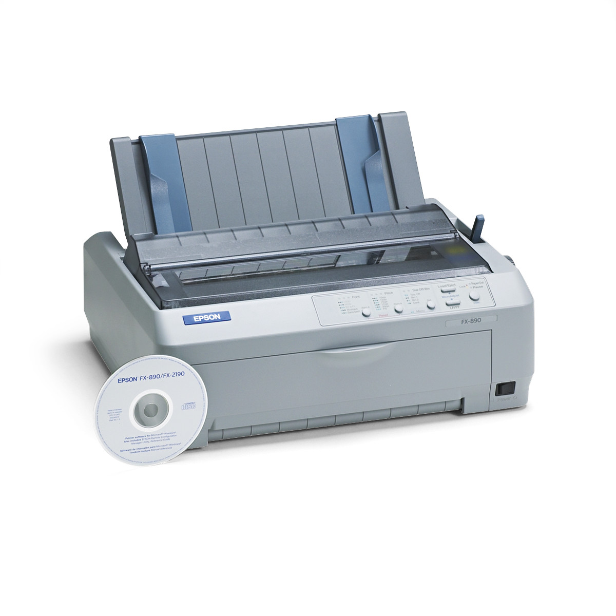 Epson FX-890 Dot Matrix Impact Printer by Epson