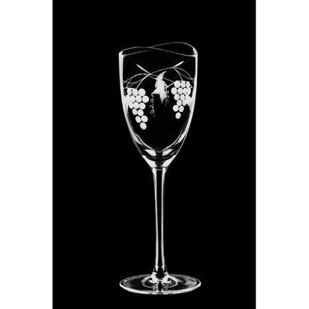 Qualia Glass Orchard 14 oz. Goblet (Set of 4) ()