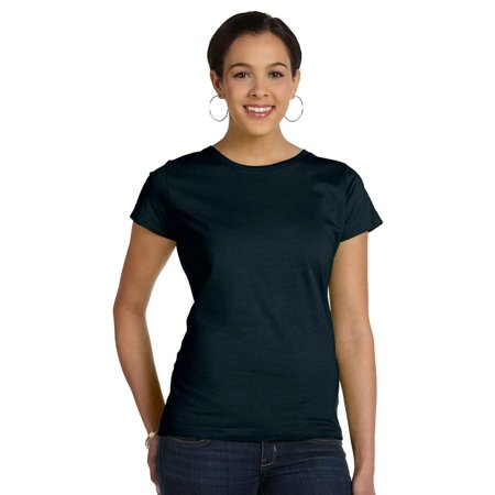 LAT Womens Cotton Fine Jersey T-Shirt, Pack of 3