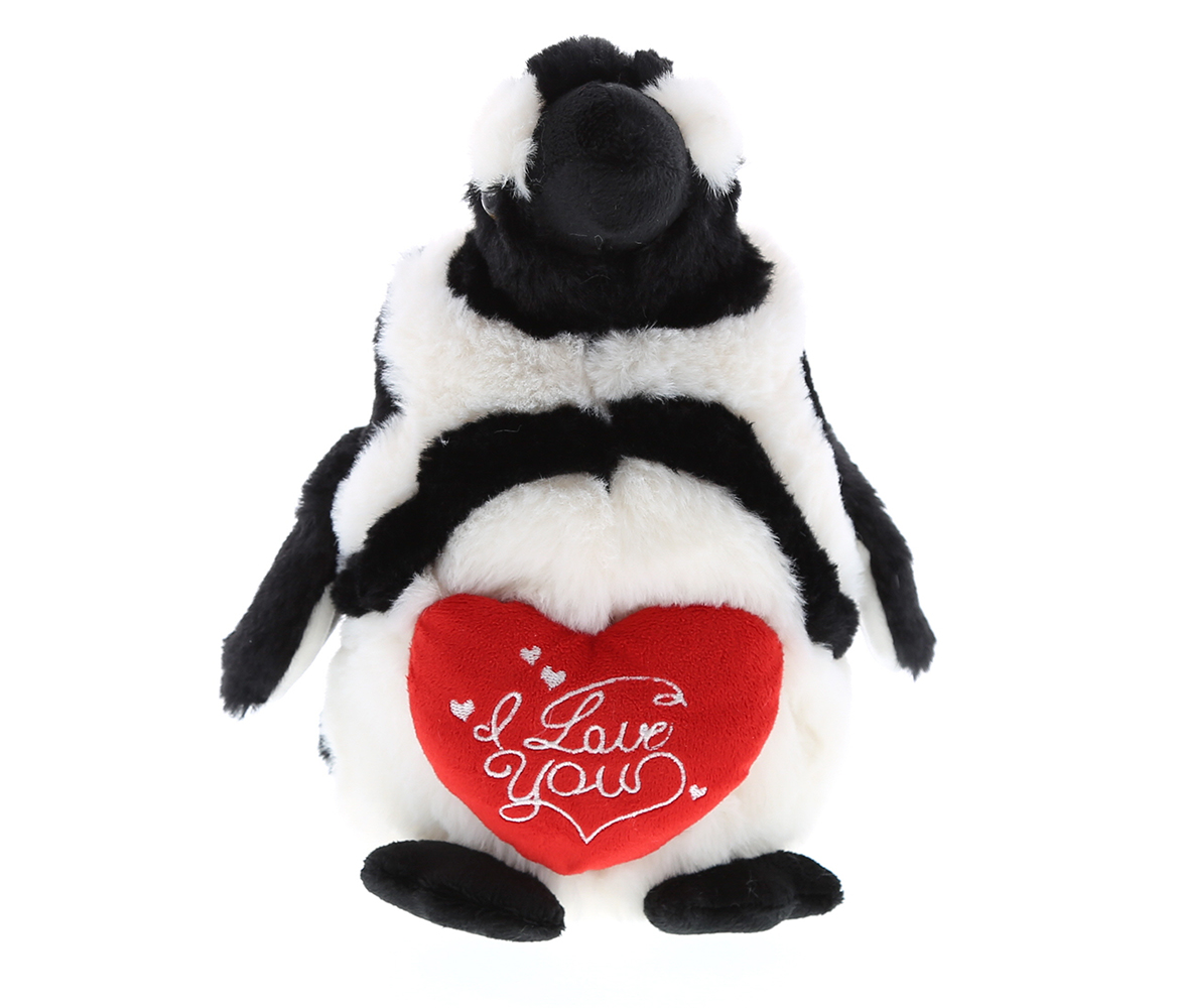 Gifts For Wedding Night: Dollibu Large African Penguin I Love You Valentines