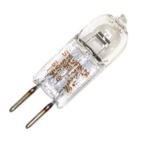 Sylvania 58660 - 50T4Q/CL/RP 12V Bi Pin Base Single Ended Halogen Light Bulb