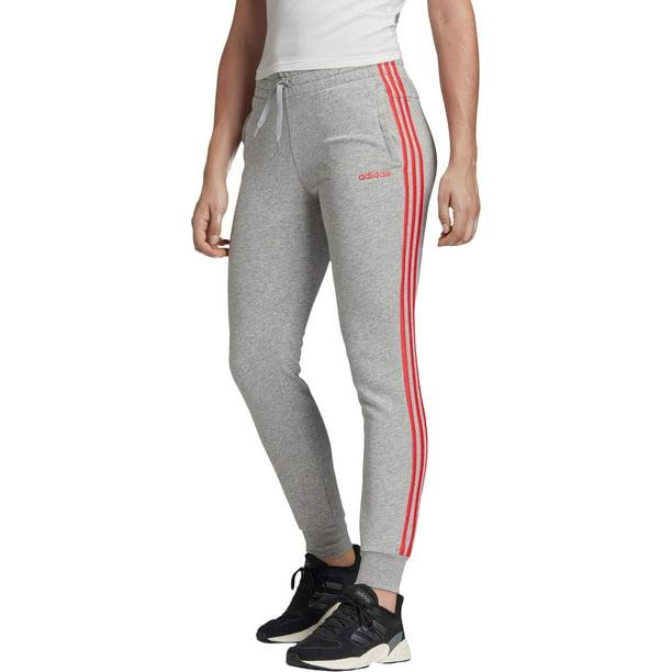 adidas Women's Essentials 3-Stripes Single Jersey Pants