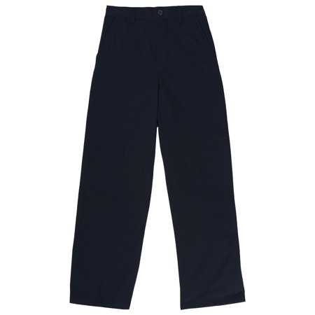 French Toast Pull-On Relaxed Fit Pant (Husky)