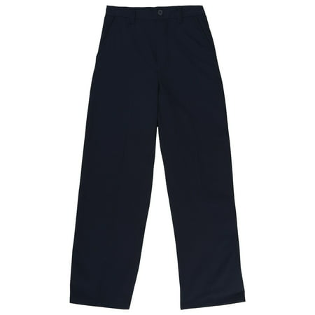 French Toast Boys School Uniform Pull-On Relaxed Fit Pant (Little Boys & Big