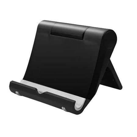 Black Universal Multi-Angle Foldable Phone Holder Portable Stand