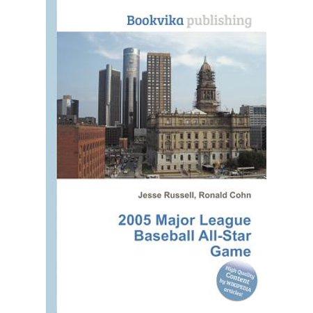 2005 Major League Baseball All-Star - 2005 All Star Baseball
