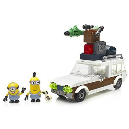 Mega Bloks Minions Station Wagon Getaway