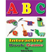 ABC Interactive Book Game - eBook