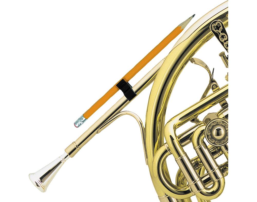 Gazley French Horn Pencil Clip Black by Gazley