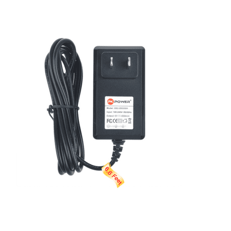 PKPOWER 6.6FT Cable AC / DC Adapter For Cisco Links us WVC80N Internet Camera Power Supply