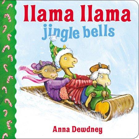 Llama Llama Jingle Bells (Board Book) ()