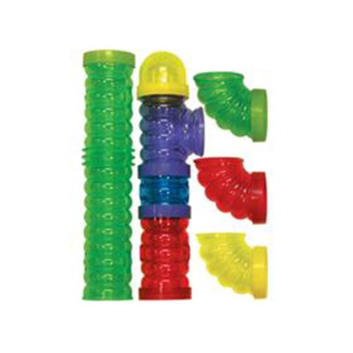 Super Pet Crittertrail Fun-Nel Assorted Tubes - 16 pc. Set