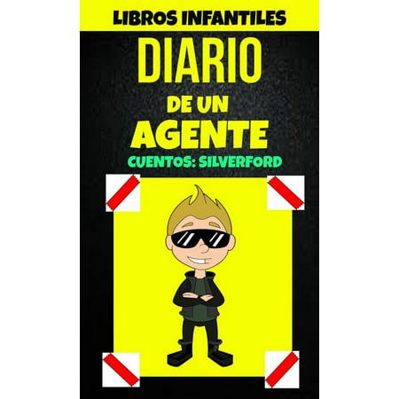 Libros Infantiles: Diario De Un Agente (Cuentos: Silverford) - eBook - Dibujos Animados Infantiles De Halloween