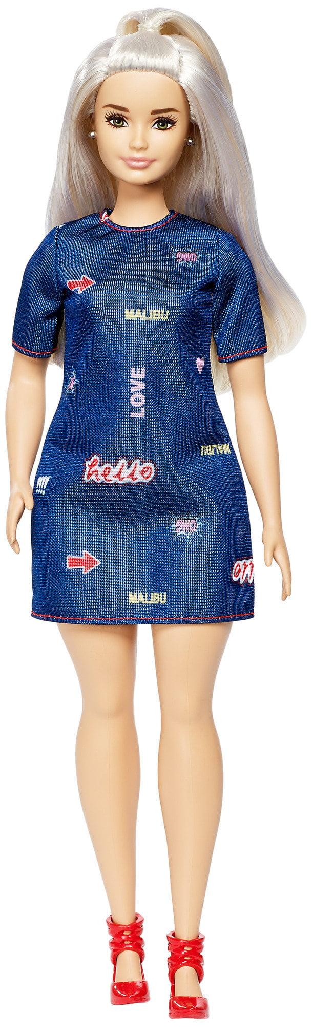 Barbie Fashionistas Just Sayin' Doll by Mattel