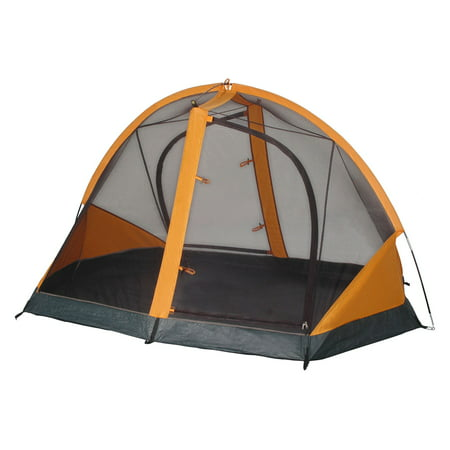 """GIGATENT YELLOWSTONE 7'X5"""" 1-2 PERSON BACKPACKING TENT easy set up includes carry (Solo Backpacking Tent)"""