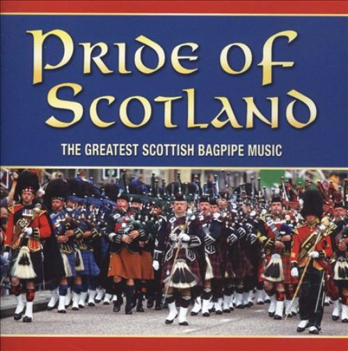 The Pipes and Drums of Leanisch Pride of Scotland: The Greatest Scottish Bagpipe Music CD - image 1 de 1