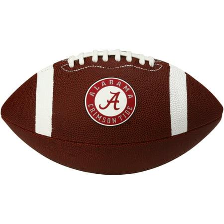 Alabama Crimson Tide Rawlings Full-Size Game Time Football - No Size