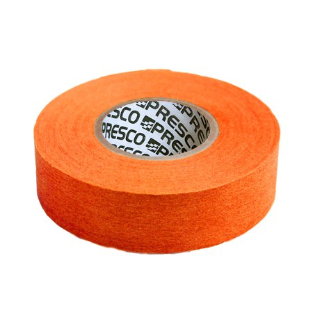 Presco Biodegradable Roll Flagging Tape: 1 in. x 100 ft. (Neon Orange)