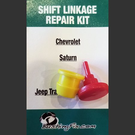 Jeep Service Manual (Jeep Liberty Transfer Case 4x4 Manual cable repair kit with replacement Bushing Shift Cable Bushing Kit )