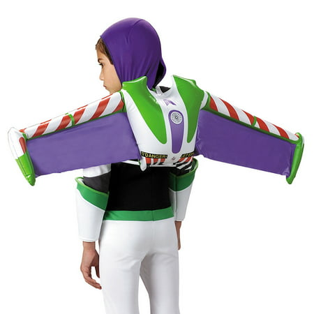 Disney Toy Story Buzz Lightyear Child Jet Pack Costume Accessory](Buzz Lightyear Deluxe Costume)
