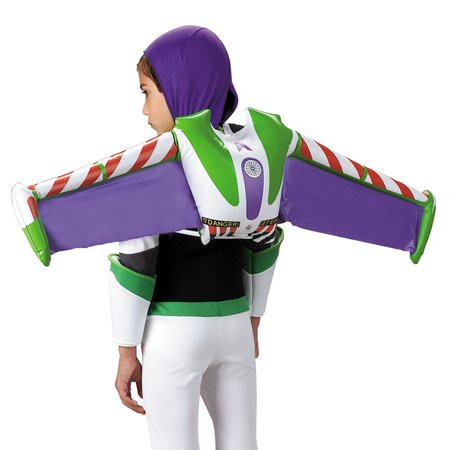 Disney Toy Story Buzz Lightyear Child Jet Pack Costume Accessory](Buzzlightyear Costume)
