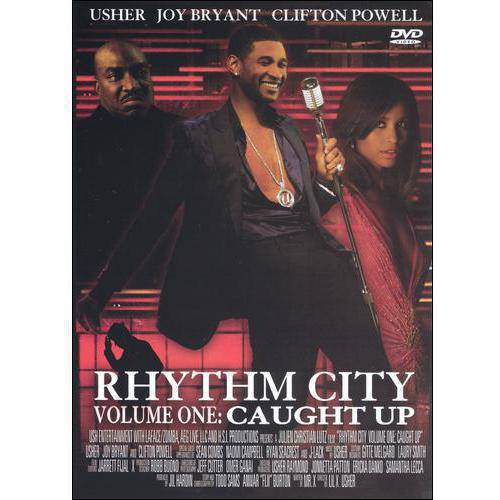 Rhythm City, Vol.1: Caught Up (DVD/CD) (Amaray Case)