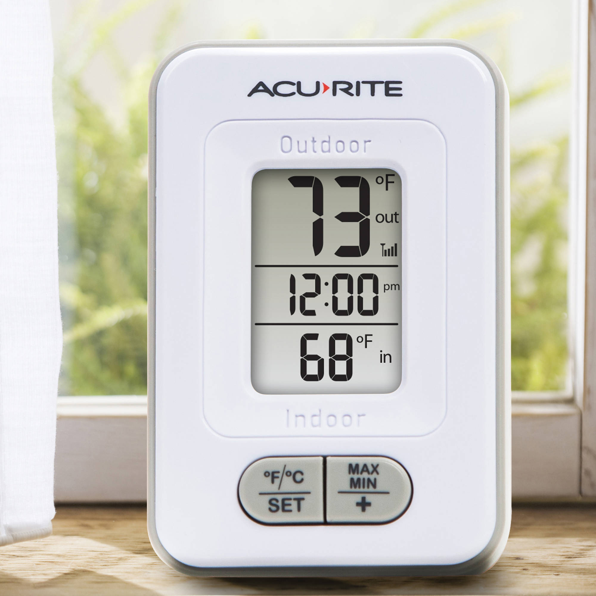 Etonnant AcuRite Wireless Digital Thermometer   Walmart.com