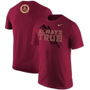 Florida State Seminoles Nike True Seminole Tradition T-Shirt - Garnet