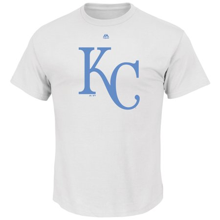 Kansas City Royals Majestic Father's Day Logo T-Shirt - White](Halloween City Logo)