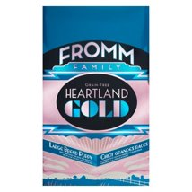 Dog Food: Fromm Heartland Gold Large Breed Puppy