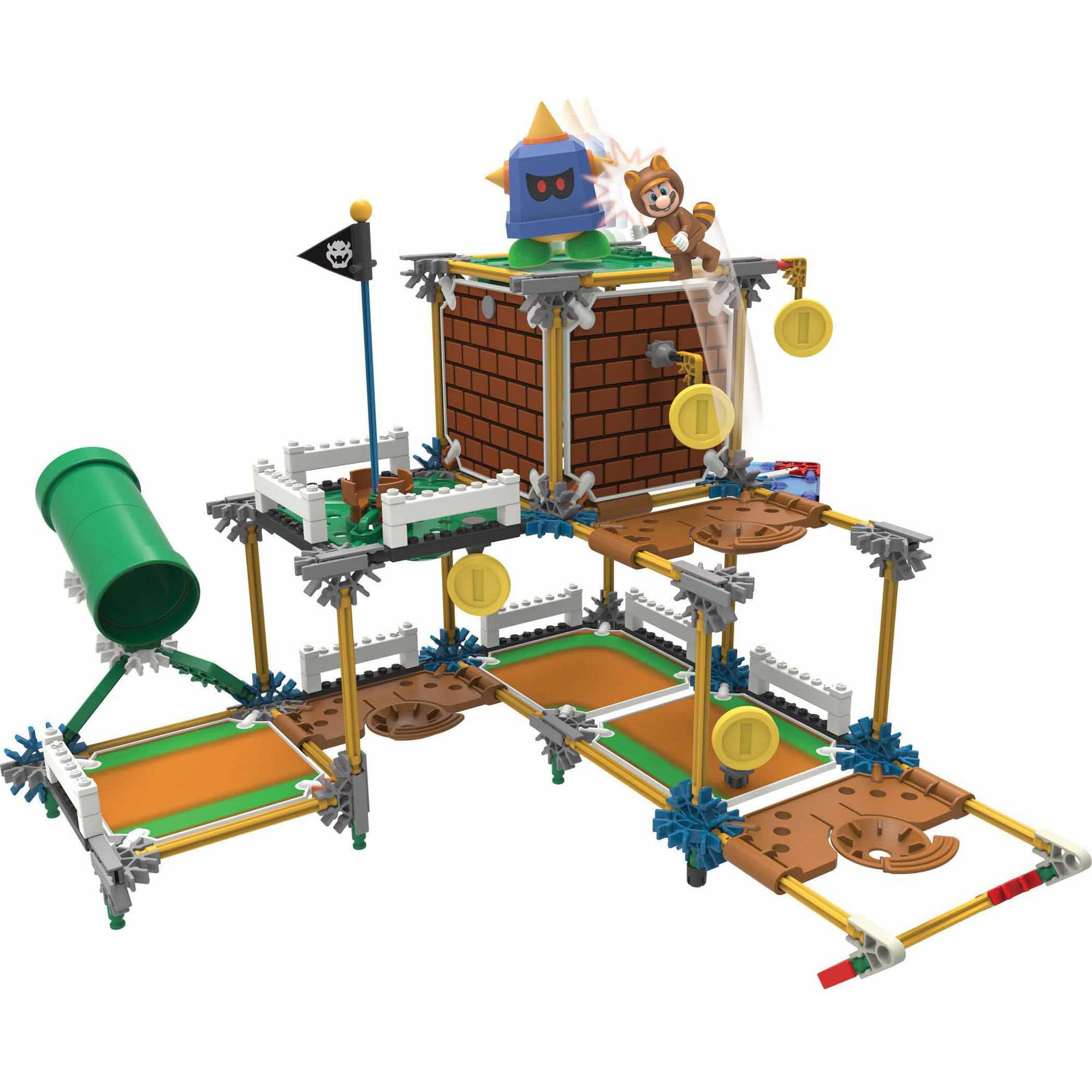 K'NEX Super Mario Prongo Building Set