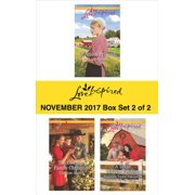 Harlequin Love Inspired November 2017 - Box Set 2 of 2 - eBook