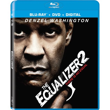 The Equalizer 2 (Blu-ray + DVD + Digital Copy)