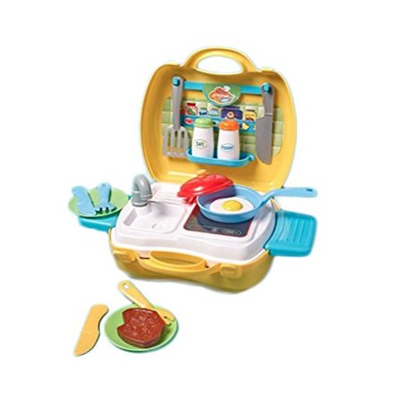 Lakeside My Carry Along Playset, Kitchen, One Size
