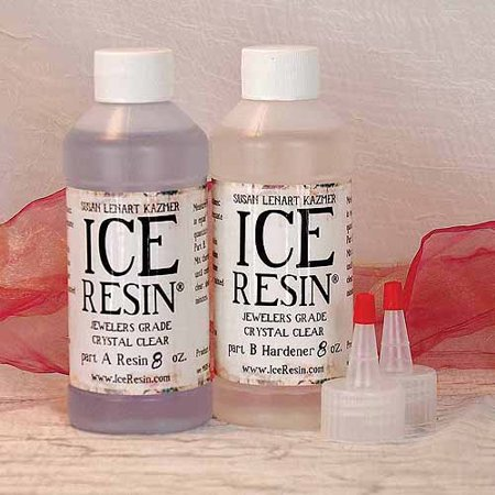 Ice Resin (ICE Resin 16oz Refill Kit, 8 Oz Resin/8 0z)