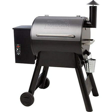 Traeger TFB42DVB Eastwood Wood Pellet Grill in Black