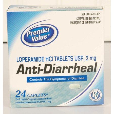antidiarrhéiques - 24ct