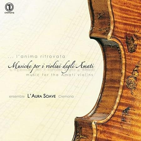 L'anima ritrovata, Musica per il violini degli Amati - Musica Paurosa Per Halloween