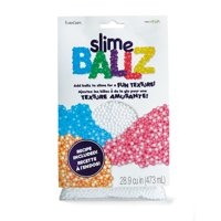 FloraCraft Slime Ballz 2 Cups White